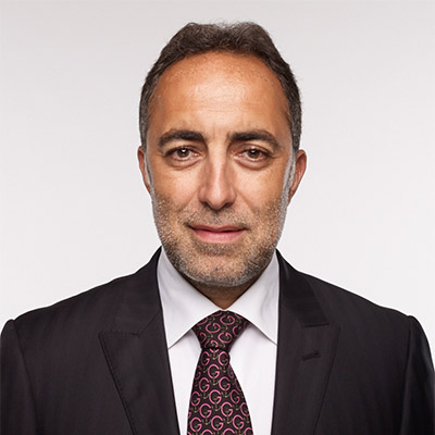Antoine Nohra, founder and chairman of Credico